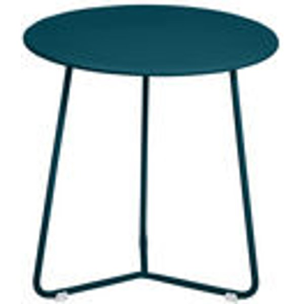 Cocotte End table - / Stool - Ø 34 x H 36 cm by Fermob Acapulco blue