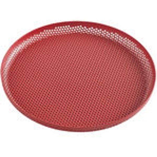 HAY - Perforiertes Tablett - red - M - indoor