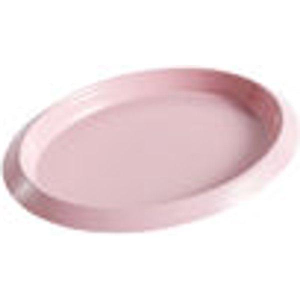 HAY - Ellipse Tablett - pink - XS - indoor