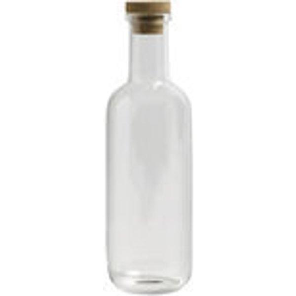 HAY - Bottle Glasflasche - transparent - S - indoor