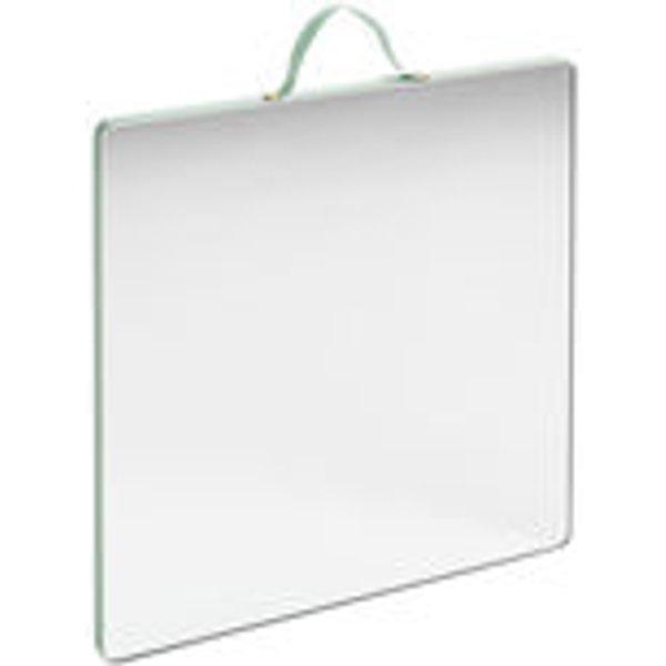 HAY - Ruban Wandspiegel - L Mint green - indoor