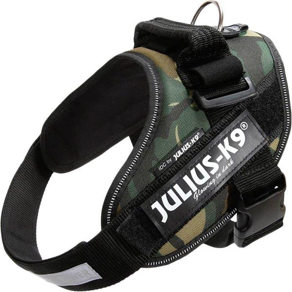 Julius K-9 IDC Powergeschirr 0 - Camouflage