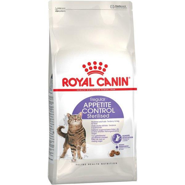 Royal Canin Chat Regular Appetite Control Sterilised, 4 kg