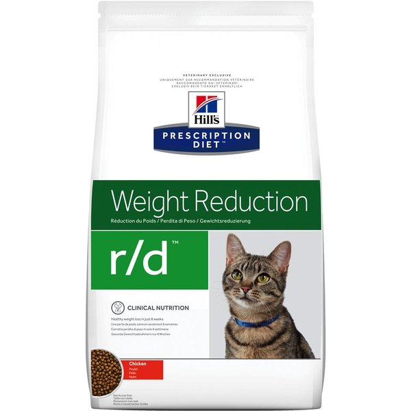 Hill's Prescription Diet r/d Weight Reduction - 5 kg