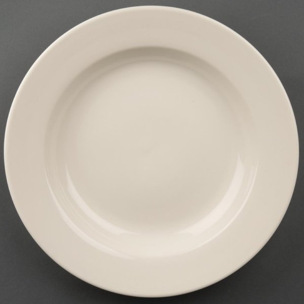 Olympia Ivory Deep Plates 273mm (Pack of 6) Pack of 6
