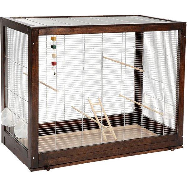 Skyline Diana Budgerigar Cage - Cage minus stand: 99 x 52 x 78 cm (L x W x H)