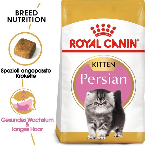 Royal Canin Race Persian Kitten