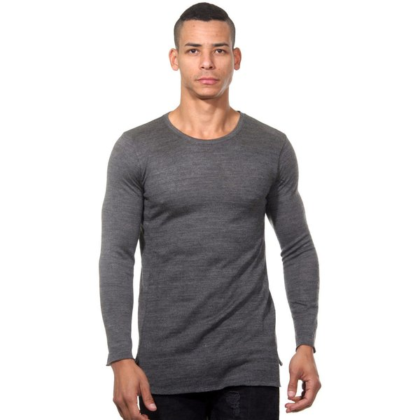 CATCH Langarmshirt slim fit