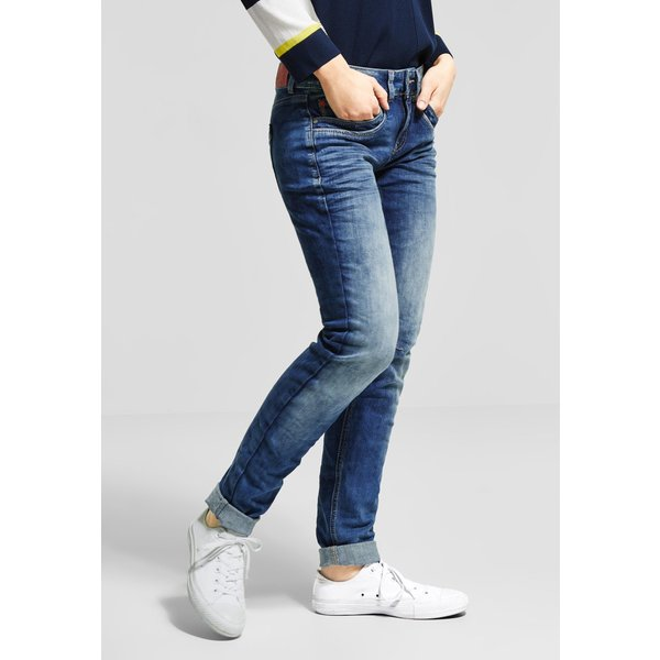 STREET ONE Slim-fit-Jeans