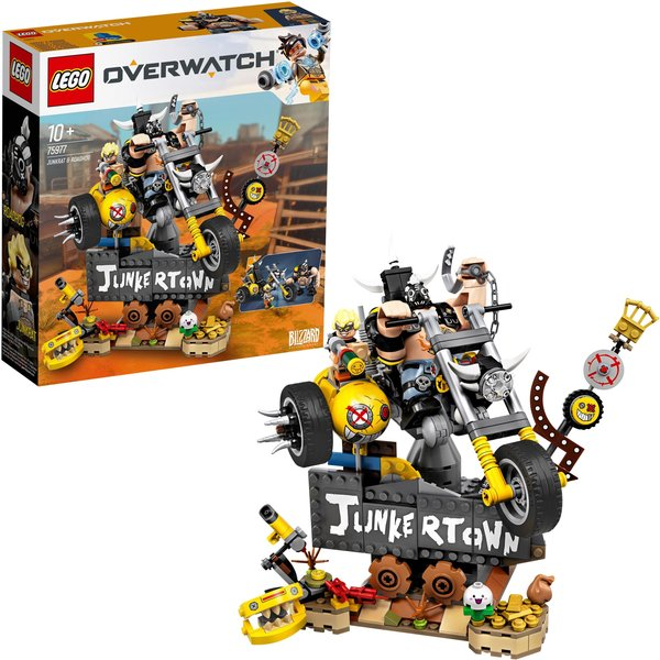 LEGO® Overwatch™ 75977 Chacal et Chopper