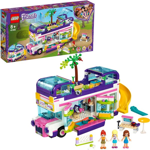 LEGO® Friends 41395 Le bus de l'amitié