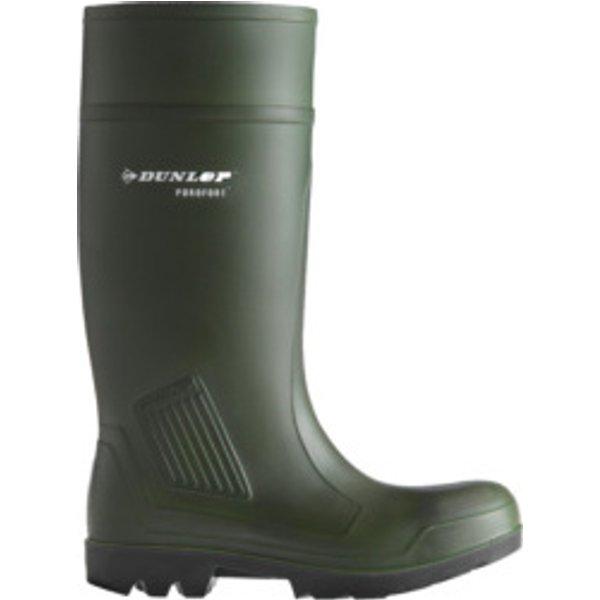 Gummistiefel S5 CI SRA Dunlop Purofort Professional dunkelgrün