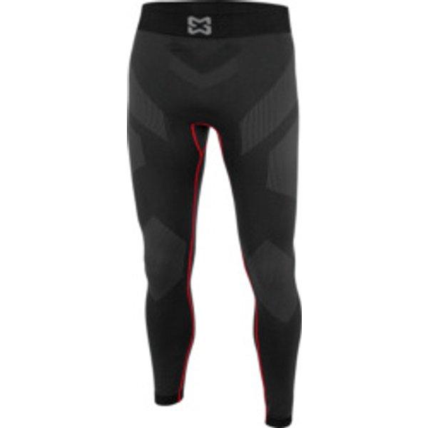 Unterwäsche Long tight Basic schwarz rot
