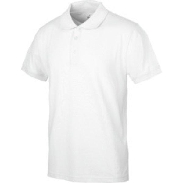 Poloshirt Job+ weiß