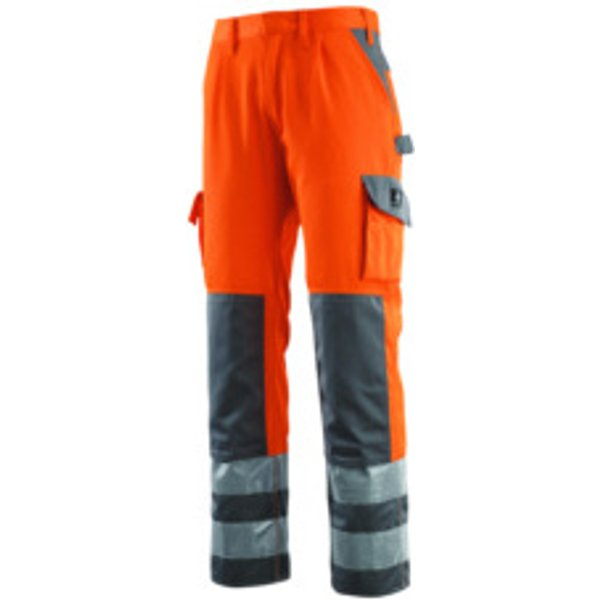 Warnschutz Bundhose Mascot Olinda EN 20471 2.2 Länge 82 orange
