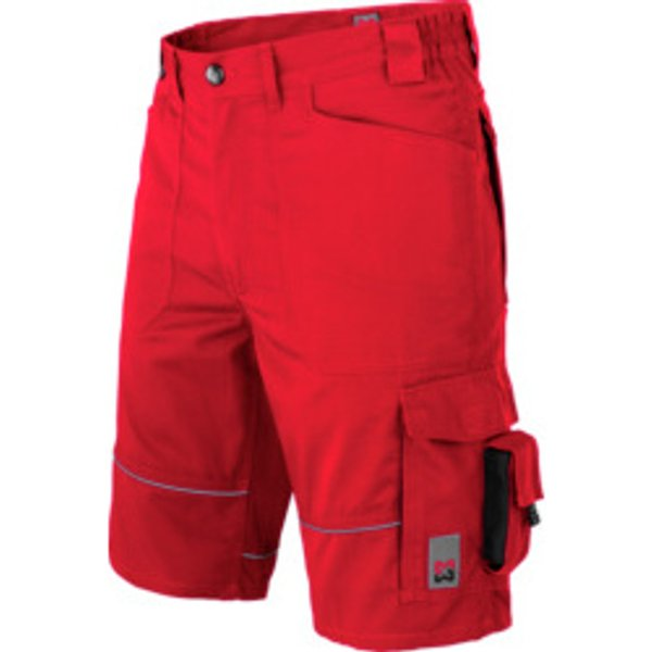 Arbeitsshorts Starline Plus rot
