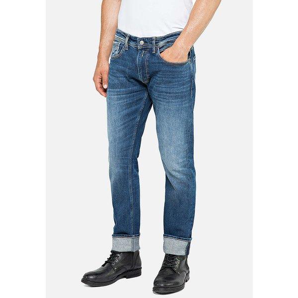REPLAY Jeans ROB Jeanshosen blau Herren Gr. W30/L32