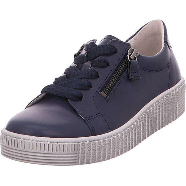 Gabor Sneakers blau blau Damen Gr. 38