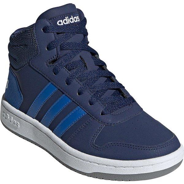 adidas Kinderschuhe - Hoops mid 2.0 k blu EE6707 GS