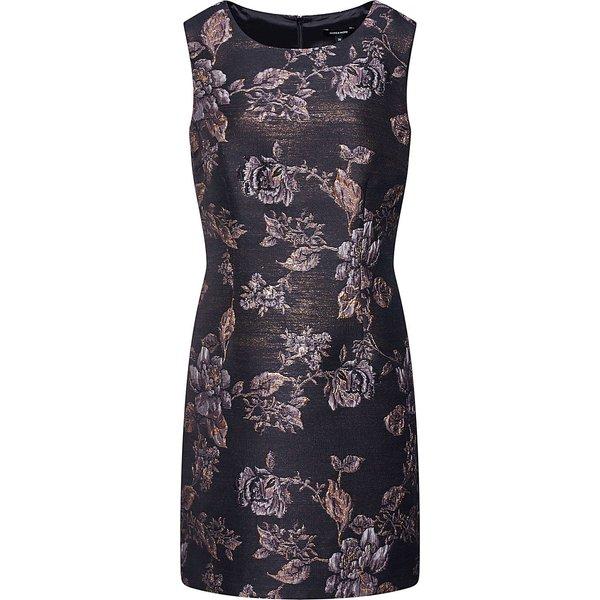 MORE & MORE Kleid Sommerkleider schwarz Damen Gr. 44