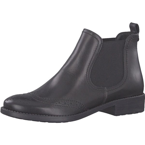 Tamaris Chelsea Boots schwarz Damen Gr. 36