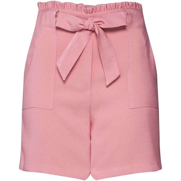 VILA Hose Shorts rosa Damen Gr. 52