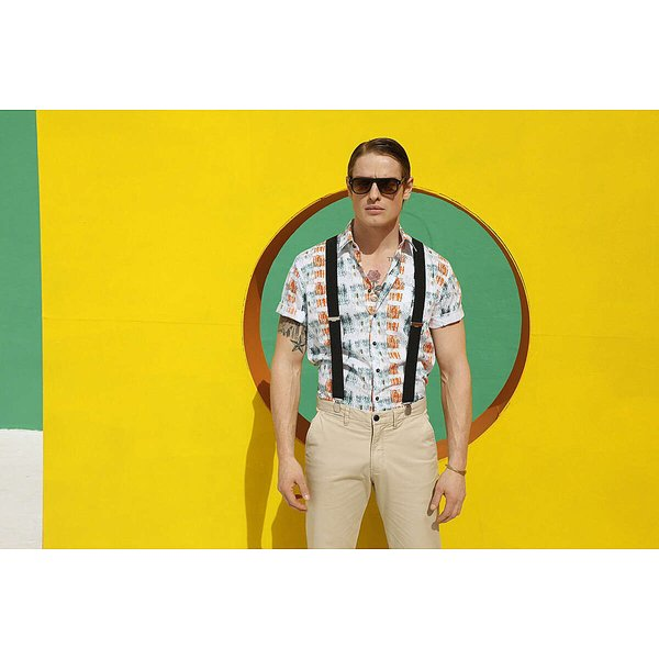 SHIRTMASTER Kurzarmhemd »icouldbeart«
