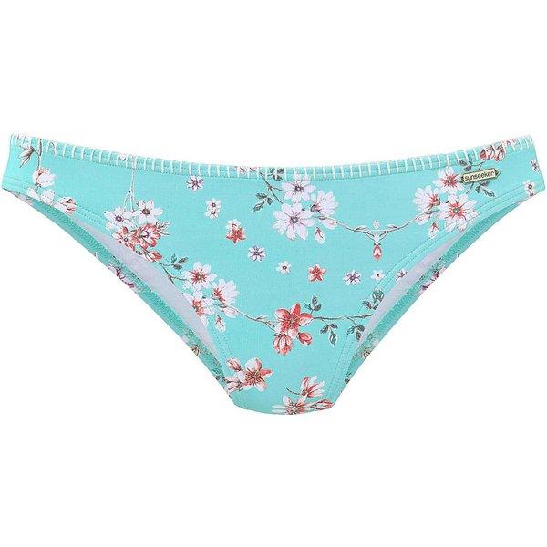 SUNSEEKER Bikini-Hose 'Ditsy' hellblau / mischfarben