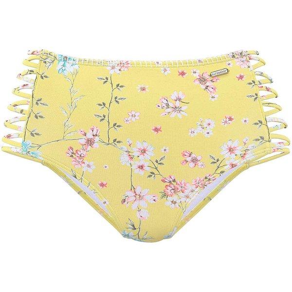 SUNSEEKER Bikini-Hose 'Ditsy' gelb / mischfarben