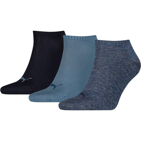 Lot de 3 paires de chaussettes Sneaker Plain Puma