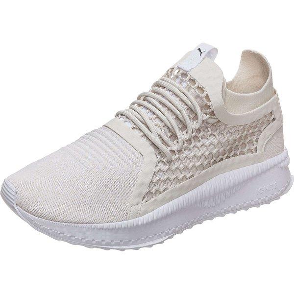 PUMA Sneaker 'TSUGI Netfit v2 evoKNIT' beige / weiß