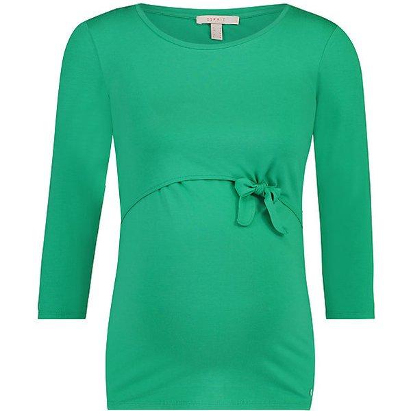 Stillshirt grün Gr. 42 Damen Kinder
