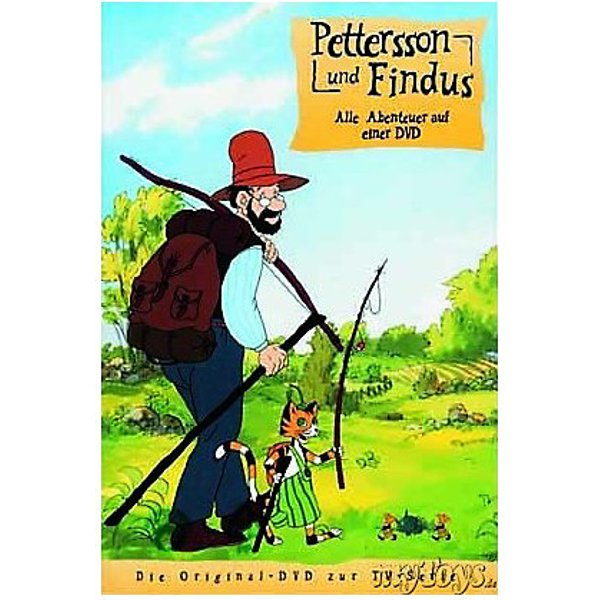 Pettersson und Findus - Alle Abenteuer auf einer DVD