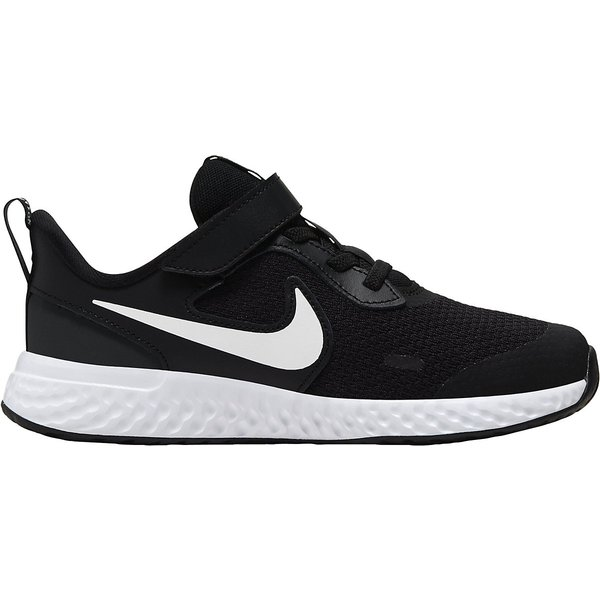 Nike Revolution 5 Younger Kids' Shoe - Black