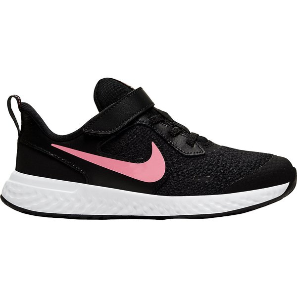 Nike Revolution 5 Running Mädchen schwarz