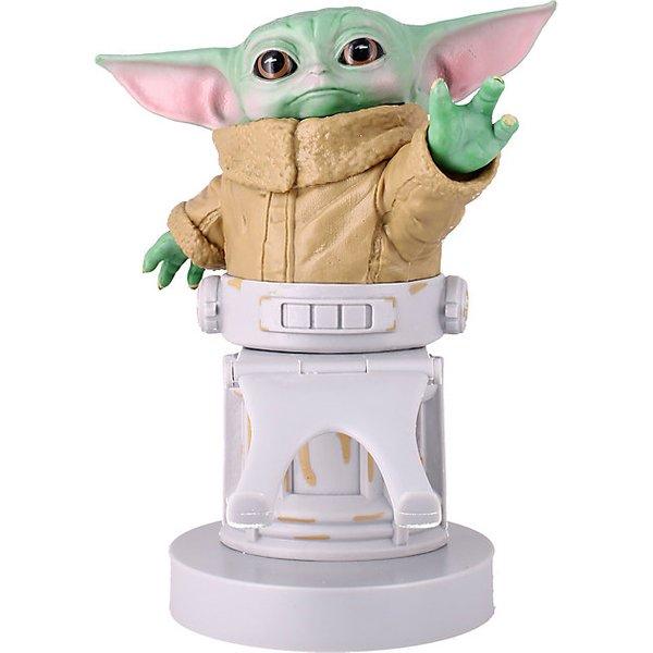 EXQUISITE GAMING Baby Yoda - Contrôleur ou support de téléphone (Multicolore)