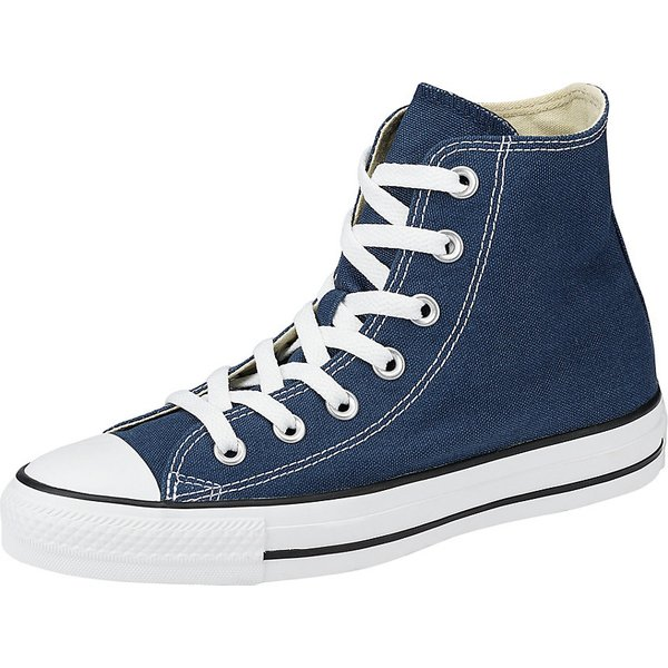 Chuck Taylor All Star Hi Sneakers dunkelblau Gr. 42