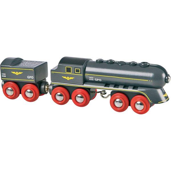 World Schwarzer Kugelblitz mit Tender, Bahn (33697002)