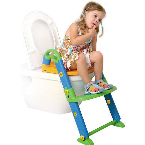 Rotho Babydesign Rotho Toilettentrainer 3-in-1 bunt