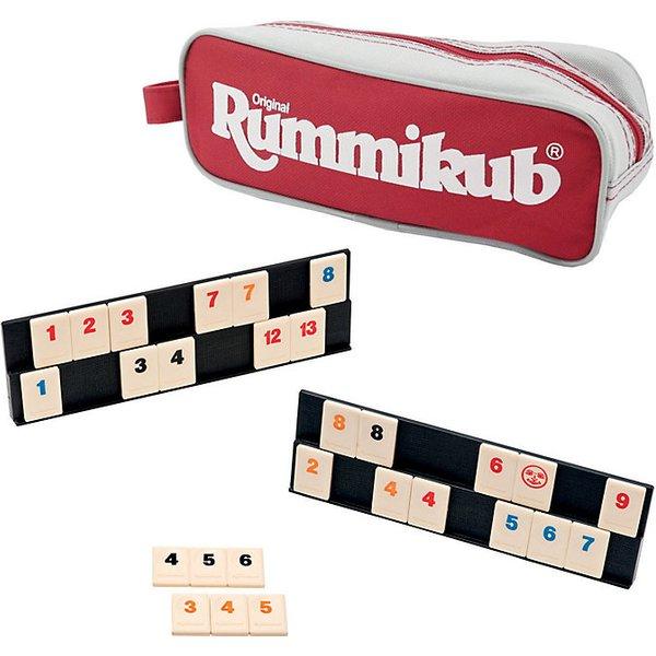 Jumbo 17571 - Original Classic Rummikub - avec sablier