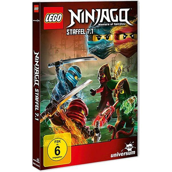 LEGO Ninjago: Masters of Spinjitzu - Staffel 7.1