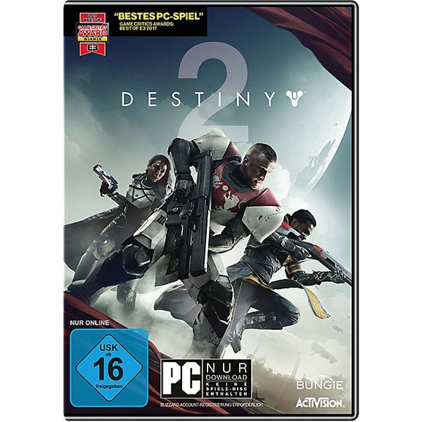 PC - Destiny 2 - Standard Edition /D