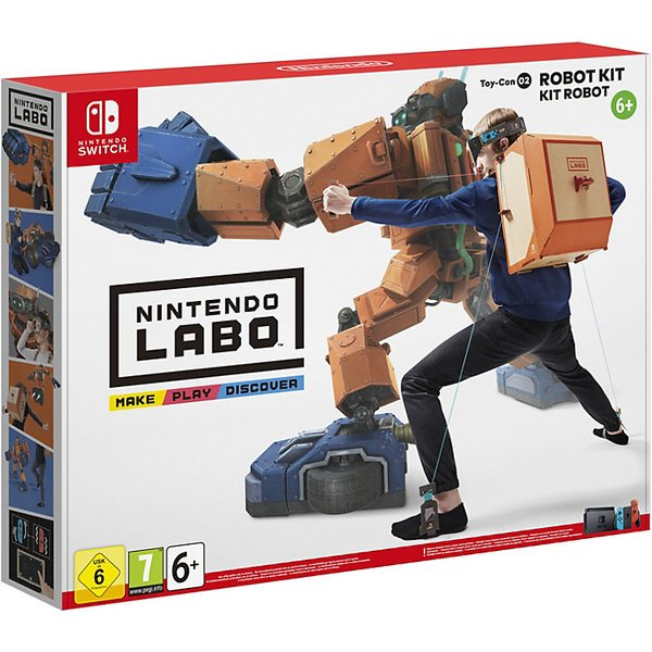 Toy-Con 2 Kit Robot Nintendo Labo pour Nintendo Switch