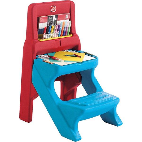 Kindertafel mit Tisch und Bank - STEP2