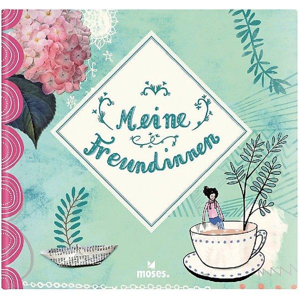 Buch - Meine Freundinnen, Freundebuch