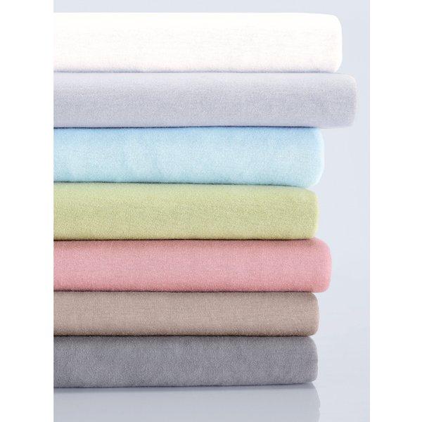 Spannbettlaken »Organic-Cotton-Jersey«, Schlafgut