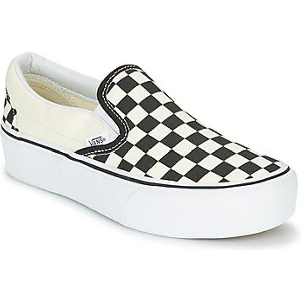 Vans Slip On Plateform Checker Board-41 Taille 41   Femmes