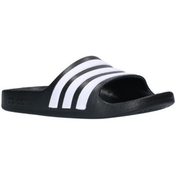 adidas  ADILETTE AQUA K  girls's  in Black