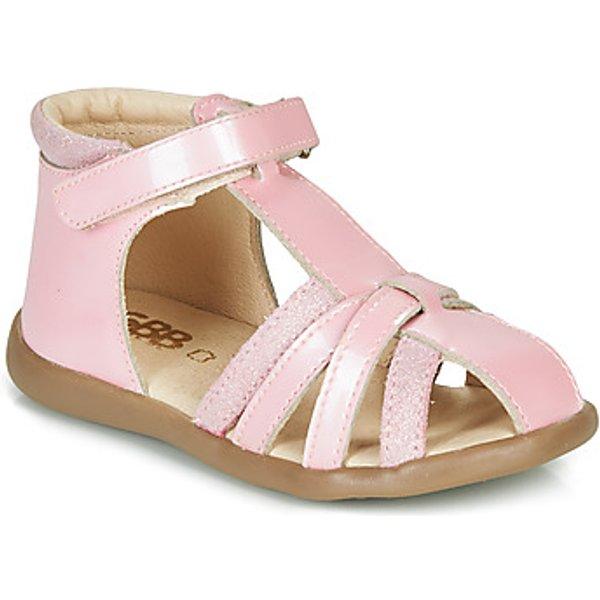 GBB  AGRIPINE  girls's Children's Sandals in Pink