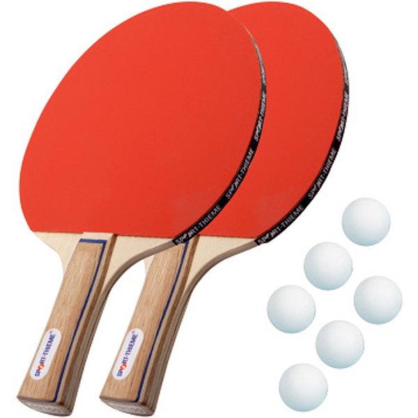 "Sport-Thieme® Tischtennisschläger-Set ""Paris"